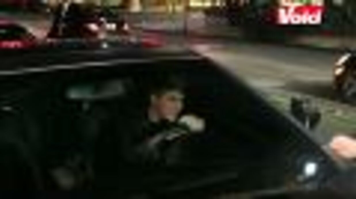 VIDEO Justin Bieber intercepté par la police à bord de sa Batmobile