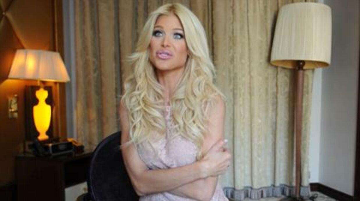 Interview Victoria Silvstedt: «Je ne fais jamais de topless»