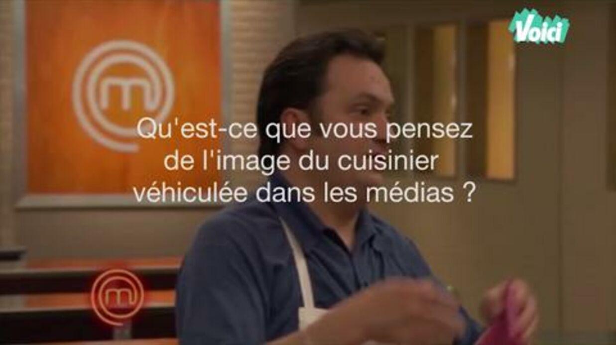 Yves Camdeborde: «Il m'arrive de prendre jusqu'à 20 kilos par an!»