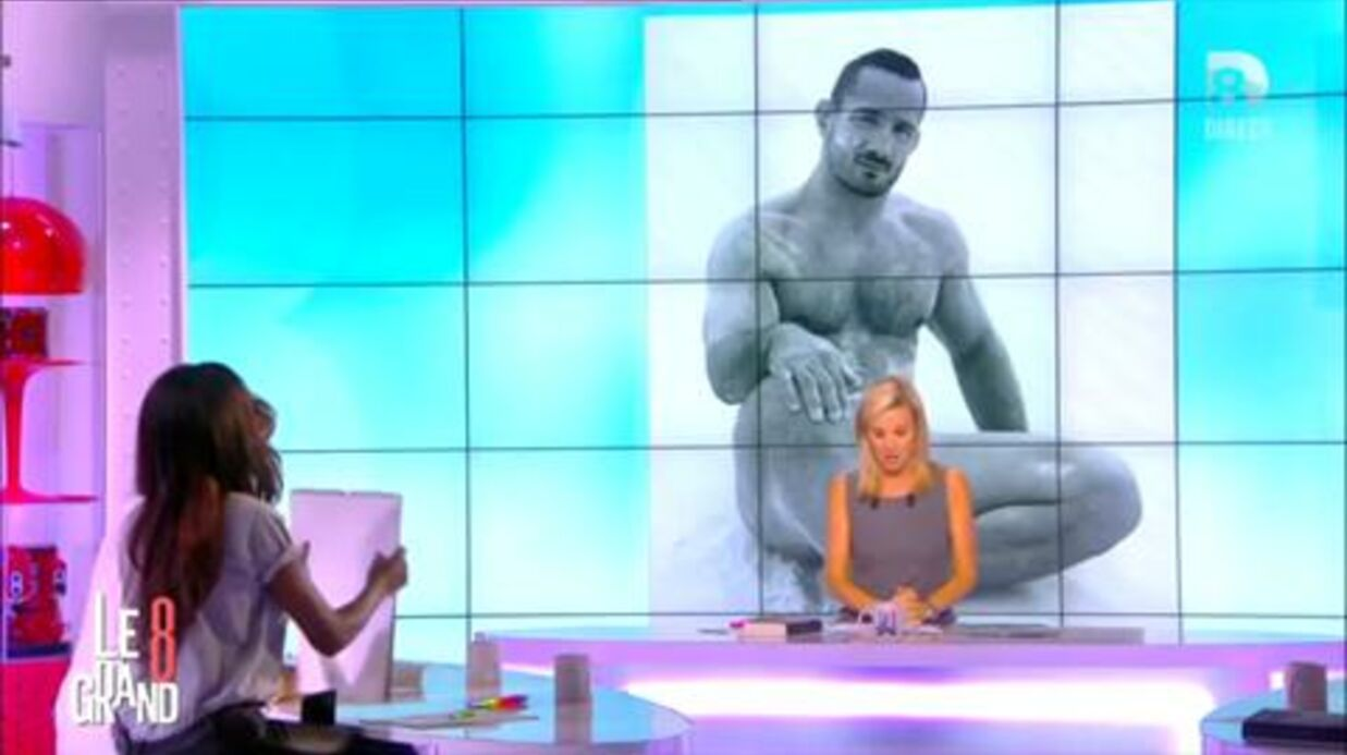 VIDEO Rose­lyne Bache­lot émer­veillée par le sexe de Sylvain Potard (Dieux du Stade)