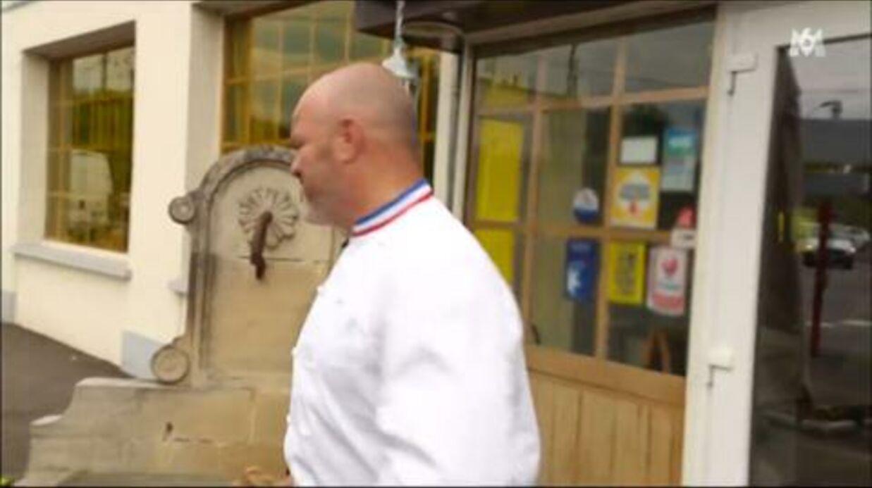 Cauchemar en cuisine: Philippe Etchebest n'a pas réussi à sauver le restaurant de Marc, selon les clients