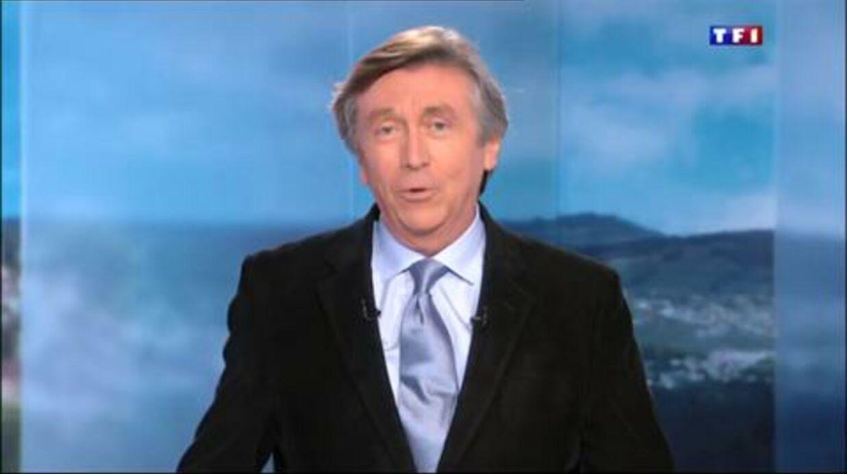 Jean-Pierre Pernaut absent du JT: sa convalescence n'est pas terminée