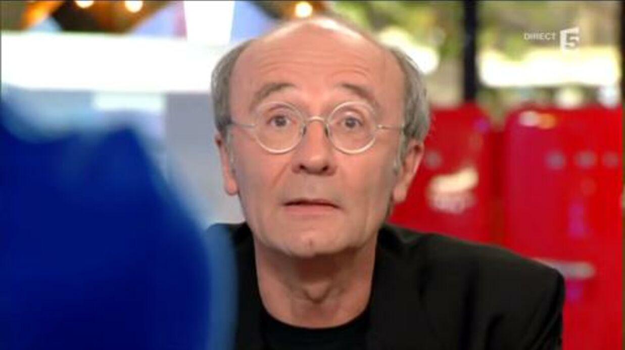 VIDEO Vexé par l'accueil qui lui a été réservé, Philippe Geluck tacle l'équipe de C à vous