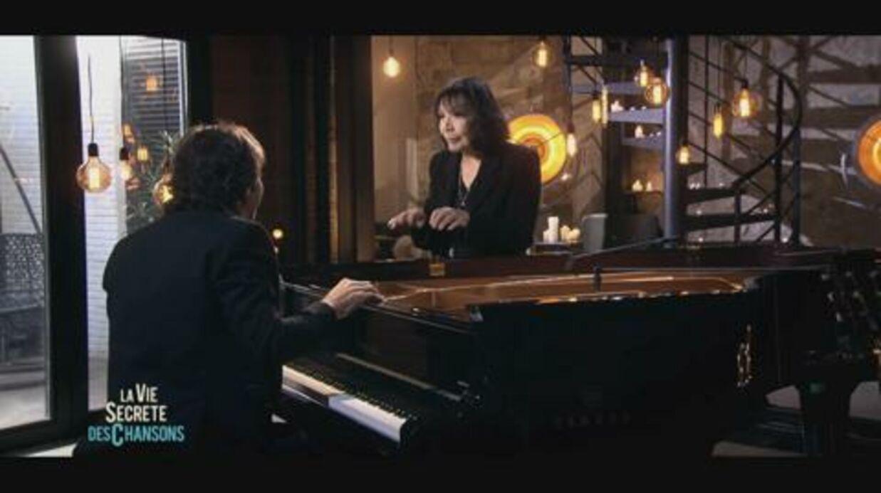 VIDEO Juliette Gréco raconte sa nuit avec Serge Gainsbourg qui a déclenché l'écriture de la Javanaise