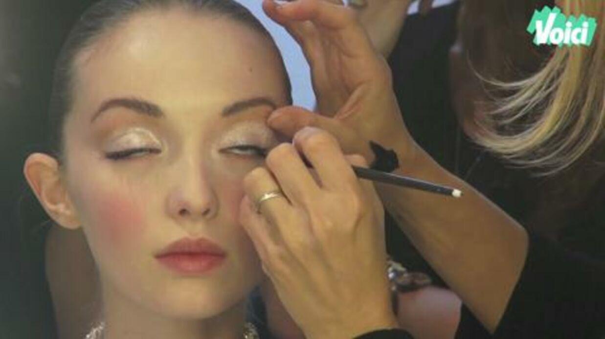 Spécial beauté: les conseils maquillage de Nicolas Degennes (Givenchy) pour les fêtes