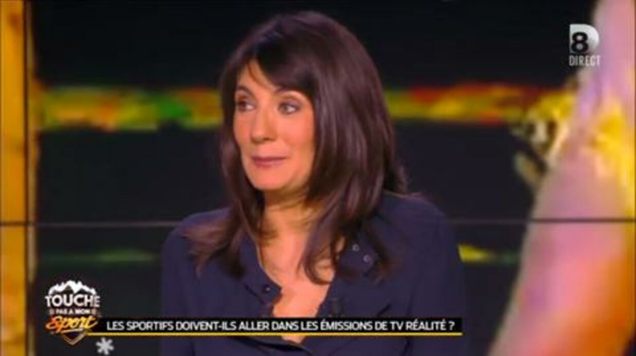 VIDEO Estelle Denis a interdit à Raymond Domenech de participer à Danse avec les stars