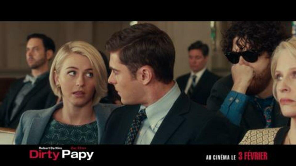 VIDEO Découvrez un extrait exclusif de Dirty Papy, le prochain film de Zac Efron et Robert De Niro