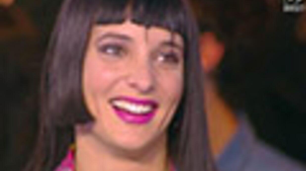 VIDEO Erika Moulet dévoile sa nouvelle coupe et c'est très bizarre