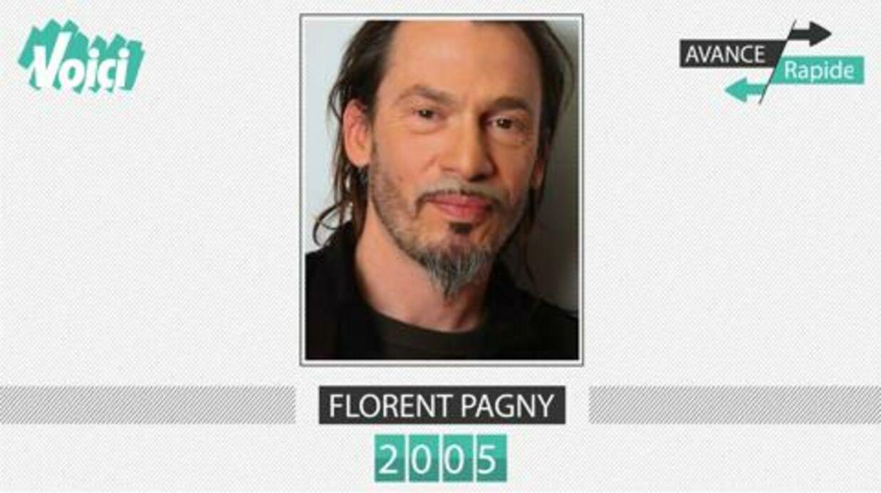 VIDEO Florent Pagny: ses radicaux changements de style depuis 1988