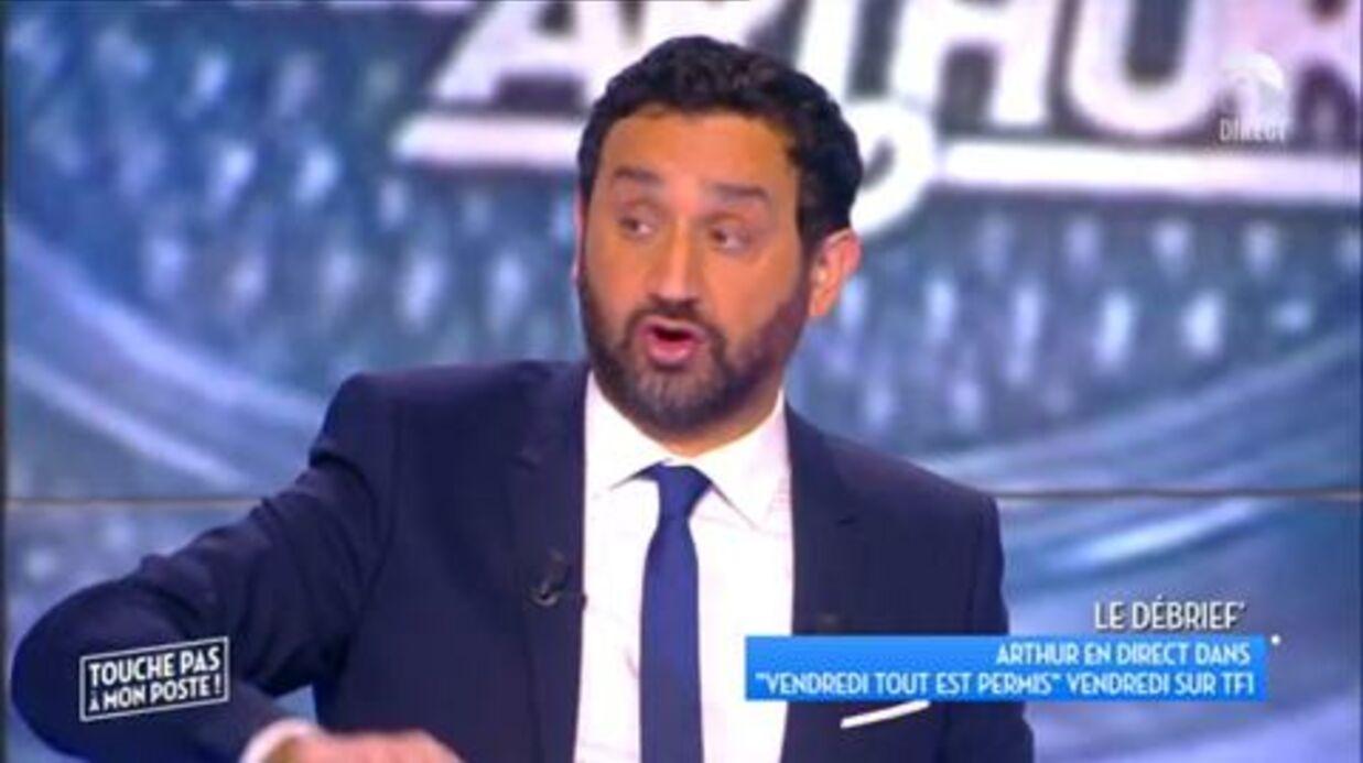 VIDEO Les chroniqueurs de TPMP snobés par Arthur et Valérie Damidot?