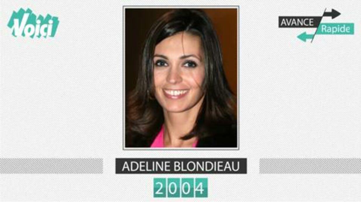 VIDEO Adeline Blondieau de 1990 à aujourd'hui: elle a à peine changé, la preuve en 1 minute