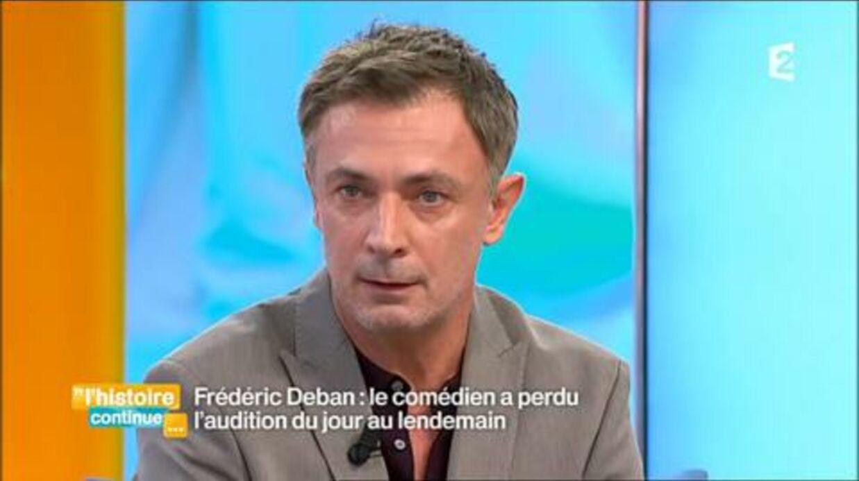 Frédéric Deban (Sous le soleil) évoque avec émotion la disparition de son ami Stéphane Slima
