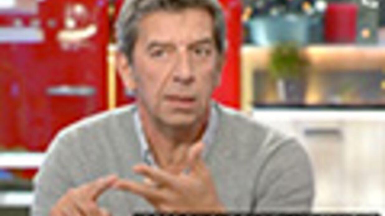 VIDEO Michel Cymes revient sur son clash avec Gilles Verdez et le tacle encore