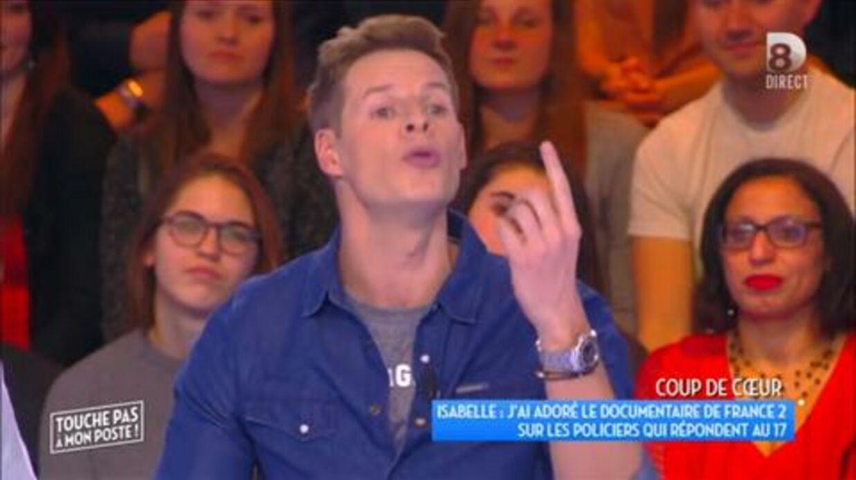 VIDÉO Matthieu Delormeau admet avoir été placé en garde à vue pour insultes