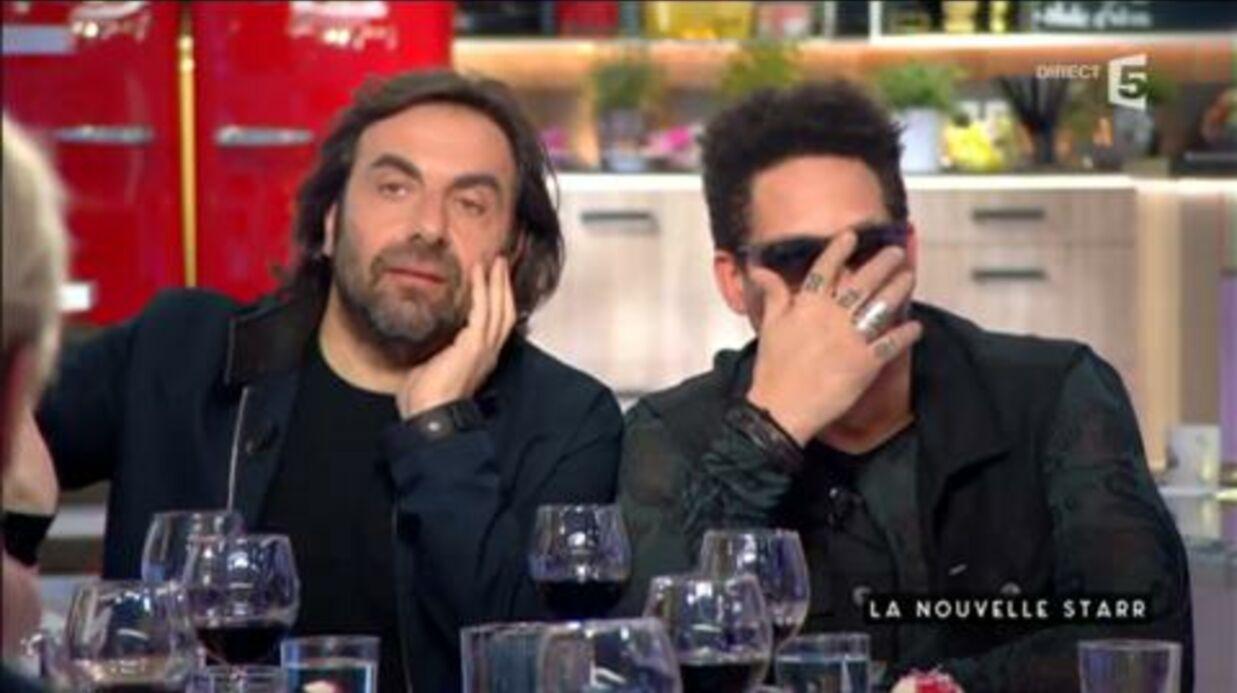VIDEO Eurovision: des jurés de la Nouvelle Star démontent la chanson d'Amir