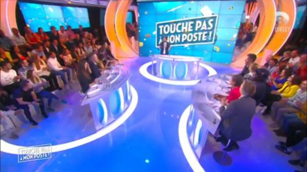 Arnaud Ducret passe avec deux heures de retard dans Touche pas à mon poste et tacle Cyril Hanouna