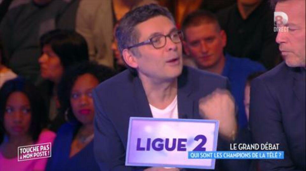 VIDEO Matthieu Delormeau se fait évaluer et chambrer par tous ses collègues de TPMP