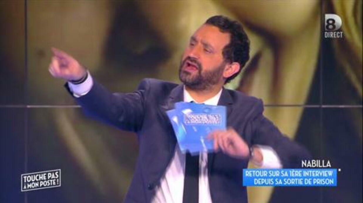 VIDEOS Matthieu Delormeau «choqué» par l'interview de Nabilla dans Sept à Huit