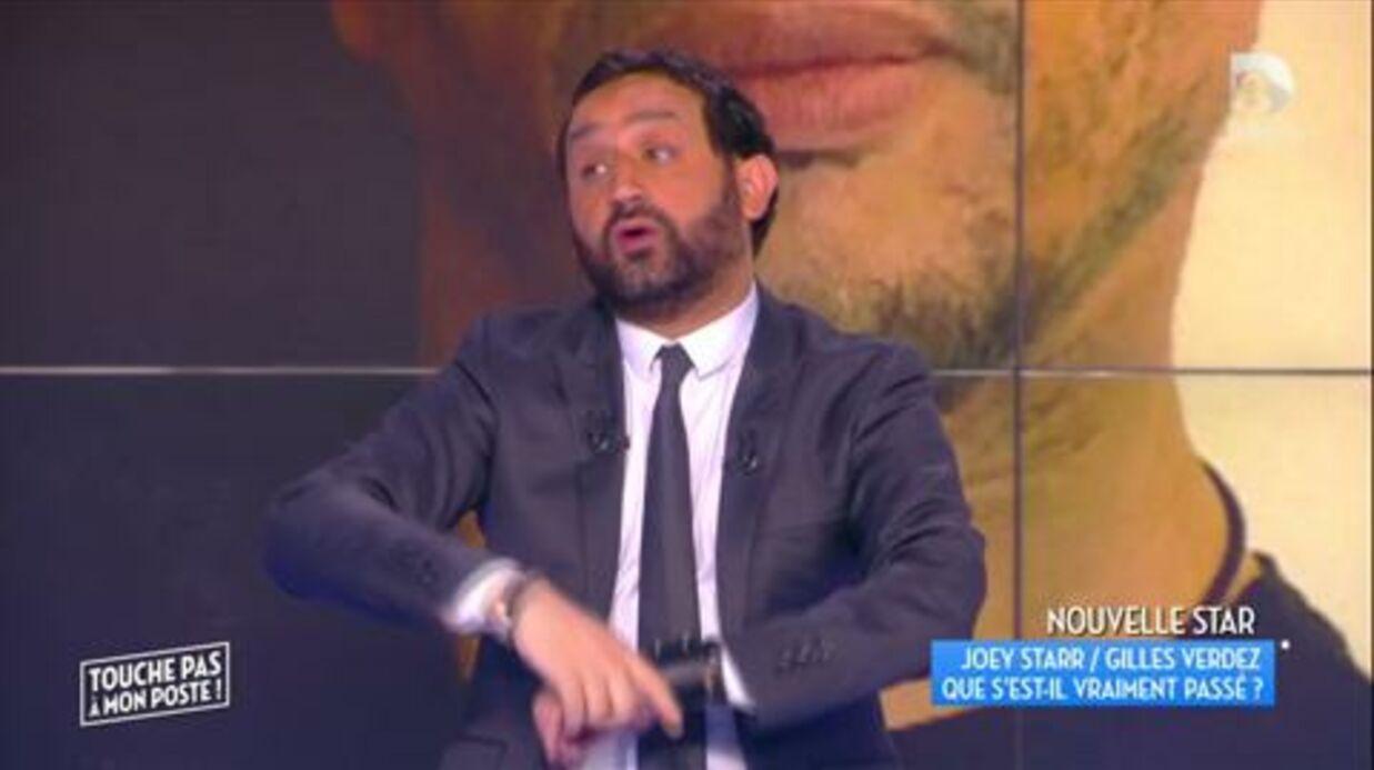 VIDEO Cyril Hanouna taille JoeyStarr sur sa carrière actuelle et enfonce Nouvelle Star