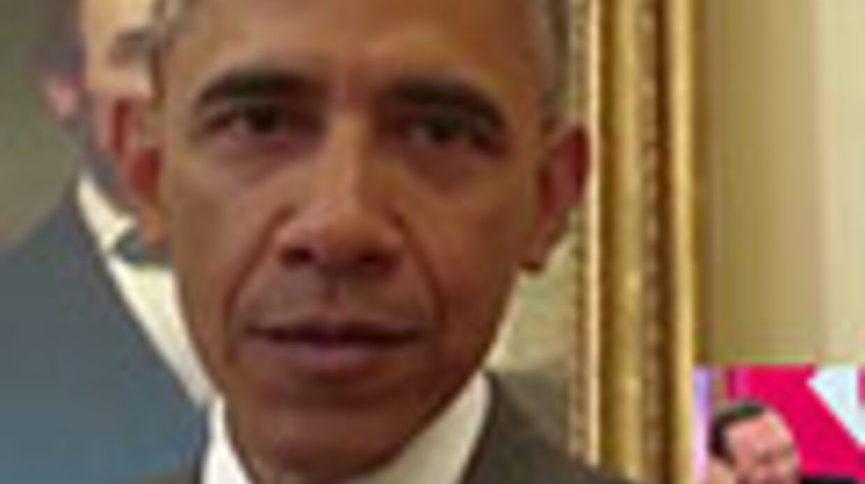 VIDEO C à vous: Barack Obama ridiculise, avec humour, Kevin Spacey (House of Cards)
