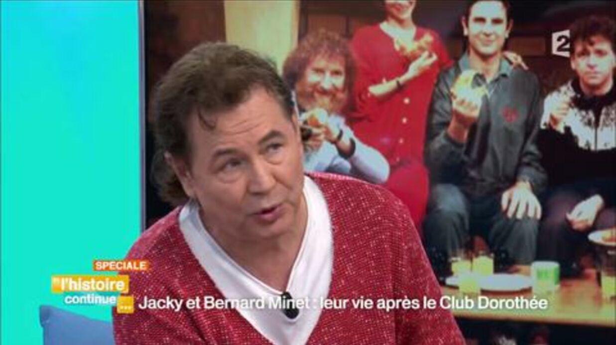 VIDEO Bernard Minet évoque sa traversée du désert juste après le Club Dorothée