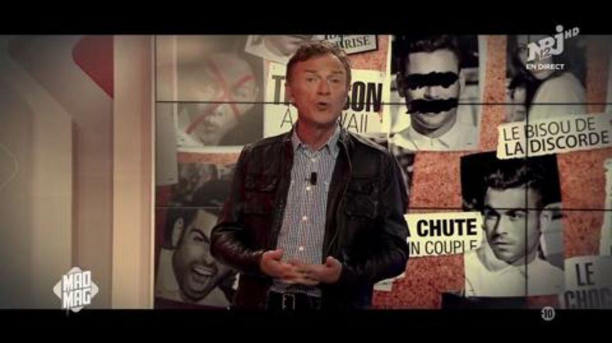VIDEO Christophe Hondelatte parodie Faites entrer l'accusé pour l'affaire… Nehuda-Ricardo dans Les Anges