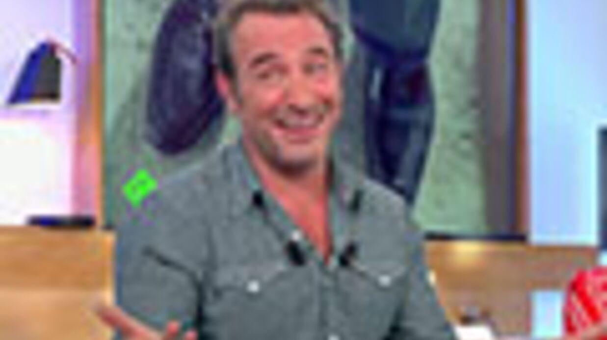 VIDEO Jean Dujardin raconte comment il s'est lié d'amitié avec George Clooney
