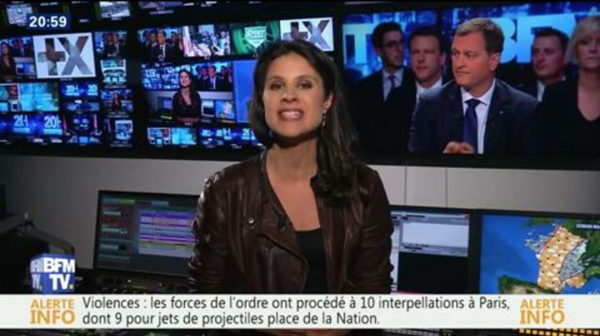 VIDEO A l'antenne sur BFM TV, Apolline de Malherbe balance un savoureux «Va te faire fou***»