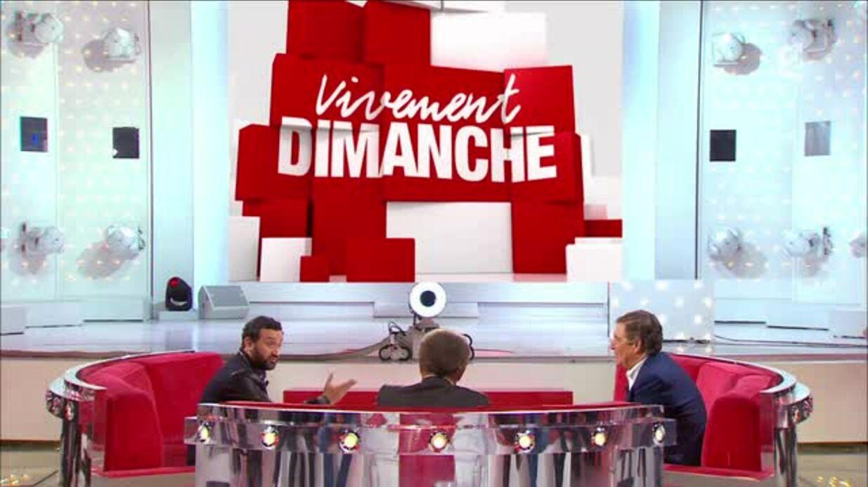 VIDEO Cyril Hanouna propose un job à Jean-Pierre Foucault