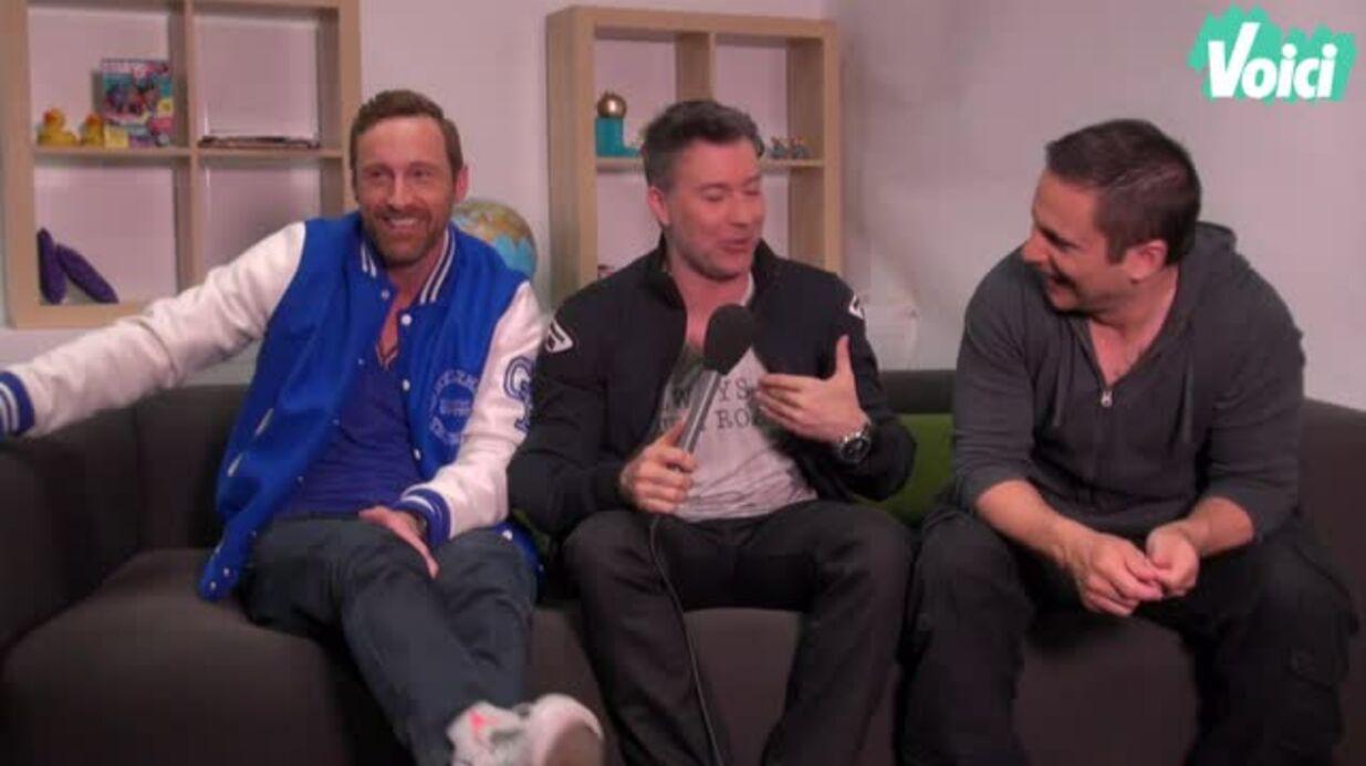 Interview – Frank des 2Be3, Chris des G-Squad et Allan Théo: drague, musique, révélations, ils nous disent tout