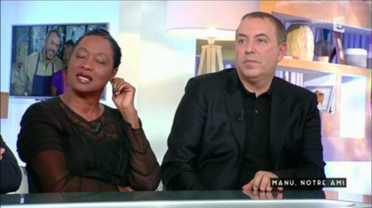 VIDEO C à vous: Babette de Rozières relate avec émotion le malaise cardiaque survenu à Emmanuel Maubert