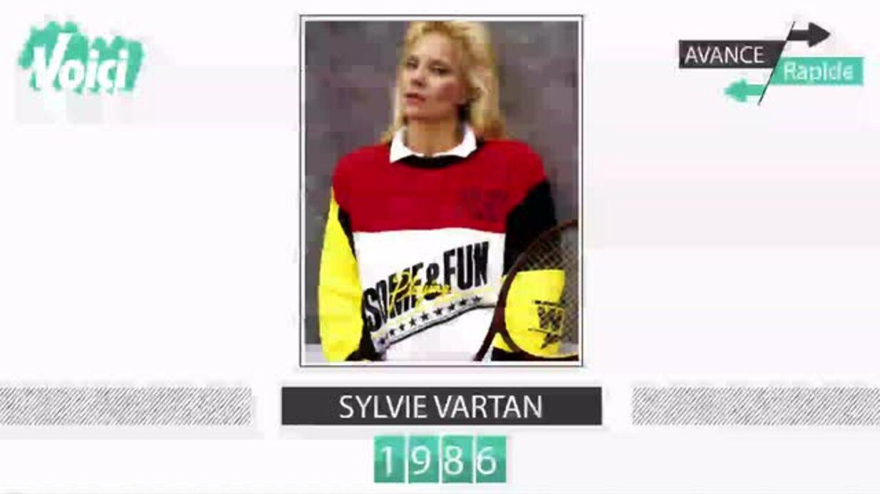 VIDEO Sylvie Vartan a 72 ans: son évolution physique en une minute
