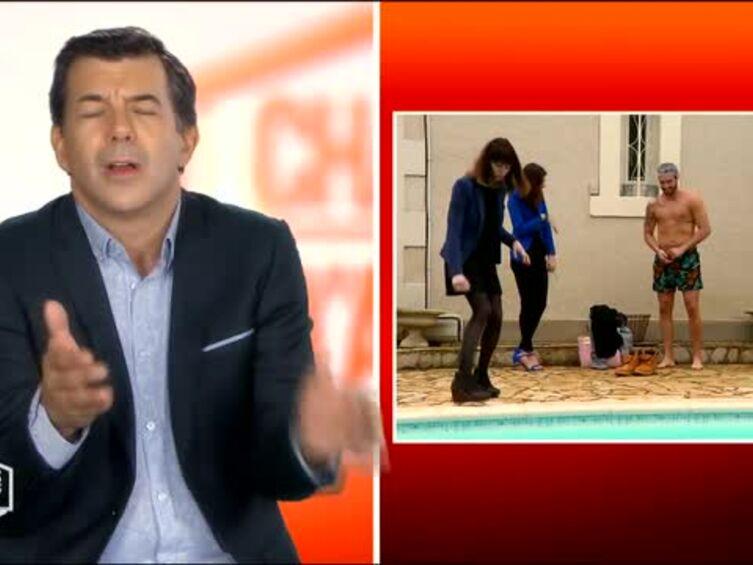 Video l ex miss sophie vouze laud pr sente son compa gnon dans chas seurs d ap part beau - Damien thevenot et son compagnon ...