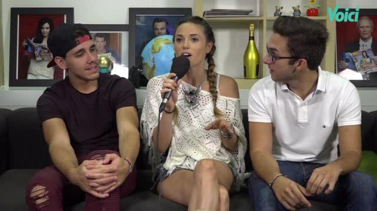 VIDEO Interview: Capucine Anav vous présente sa web série, En coloc