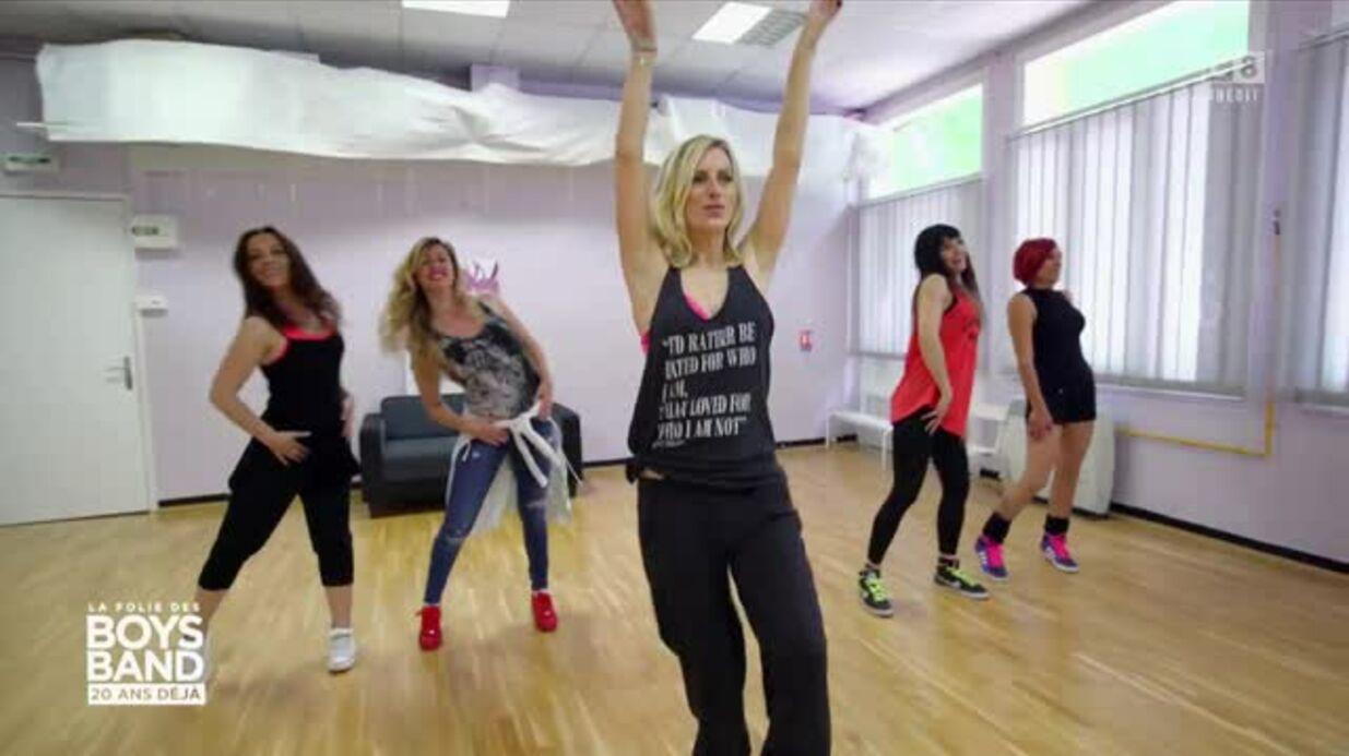 VIDEO Les New L5 (sans Lydie et Claire) interprètent la nouvelle version de Toutes les femmes de ta vie