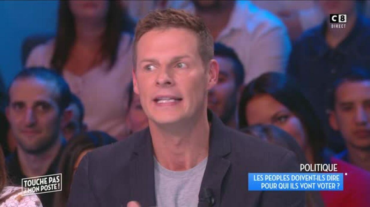 VIDEO Capucine Anav a demandé conseil à Matthieu Delormeau avant son premier dîner chez les Sarkozy
