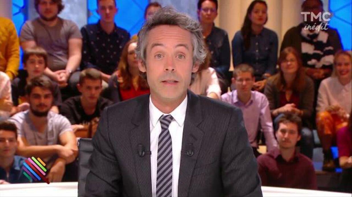 VIDEO Yann Barthès: son message de soutien à la rédaction d'iTélé à la fin de Quotidien