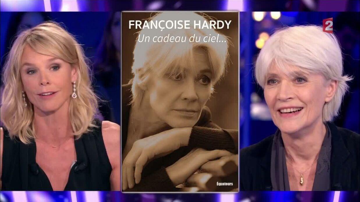 VIDEO Vanessa Burggraf démonte Françoise Hardy et son dernier livre