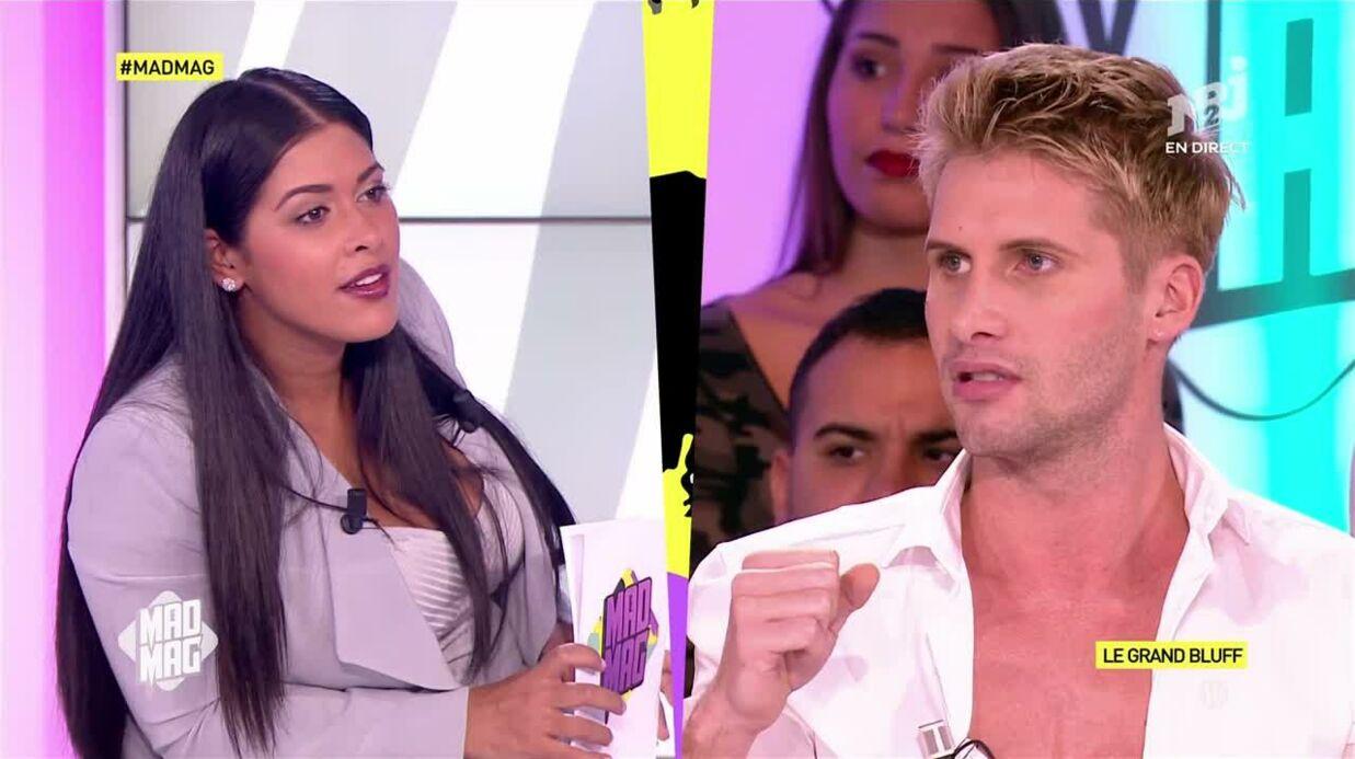 Benoît Dubois raconte la bagarre d'Ayem Nour et Matthieu Delormeau dans les coulisses du Mag