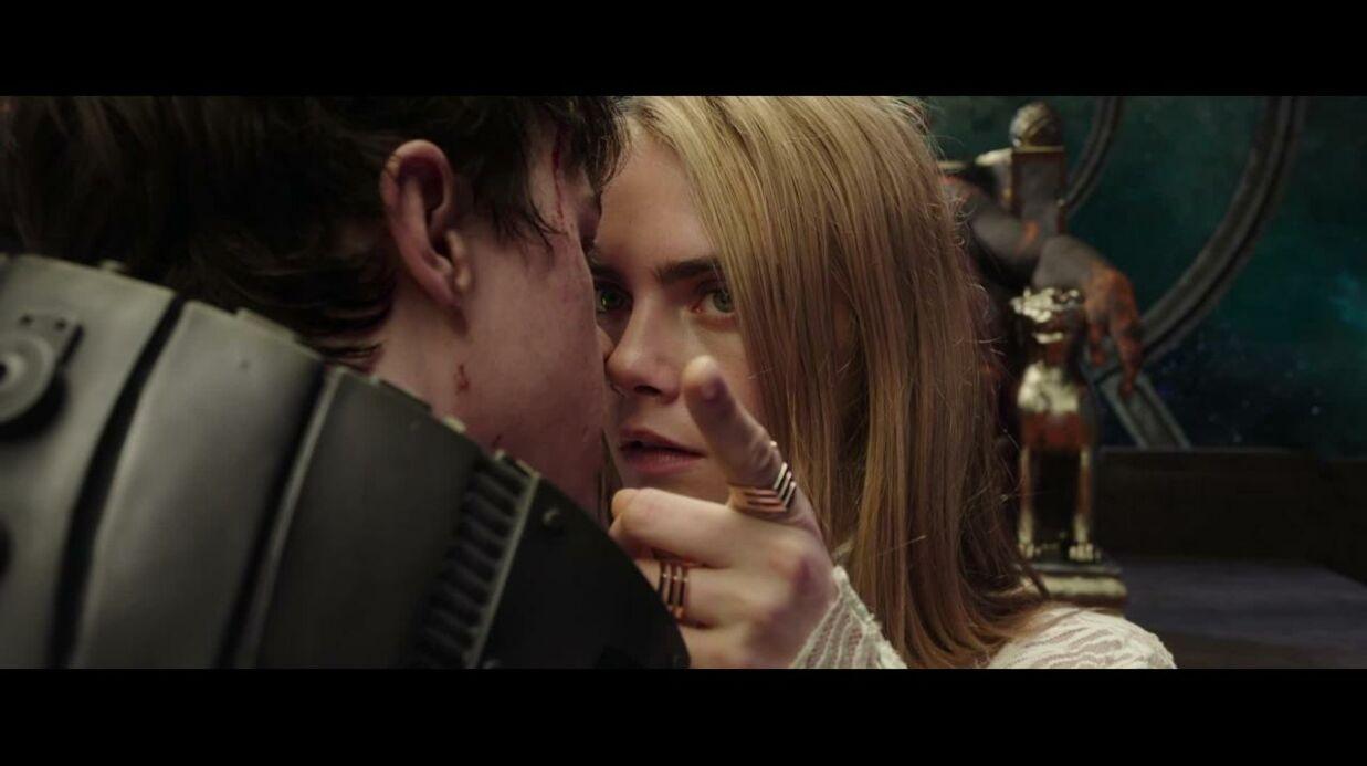 VIDEO Valerian: la bande-annonce du film de Luc Besson avec Rihanna et Cara Delevingne dévoilée