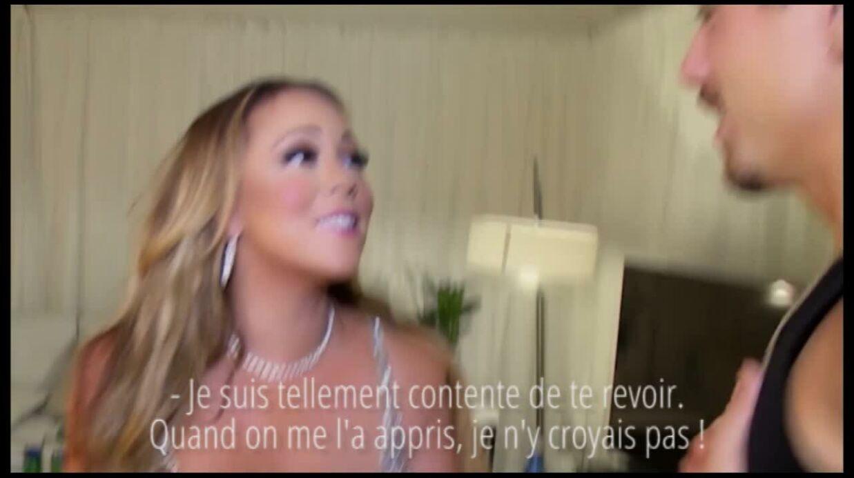 VIDEO Mariah's World: découvrez Mariah Carey et Bryan Tanaka déjà très complices avant l'officialisation de leur idylle