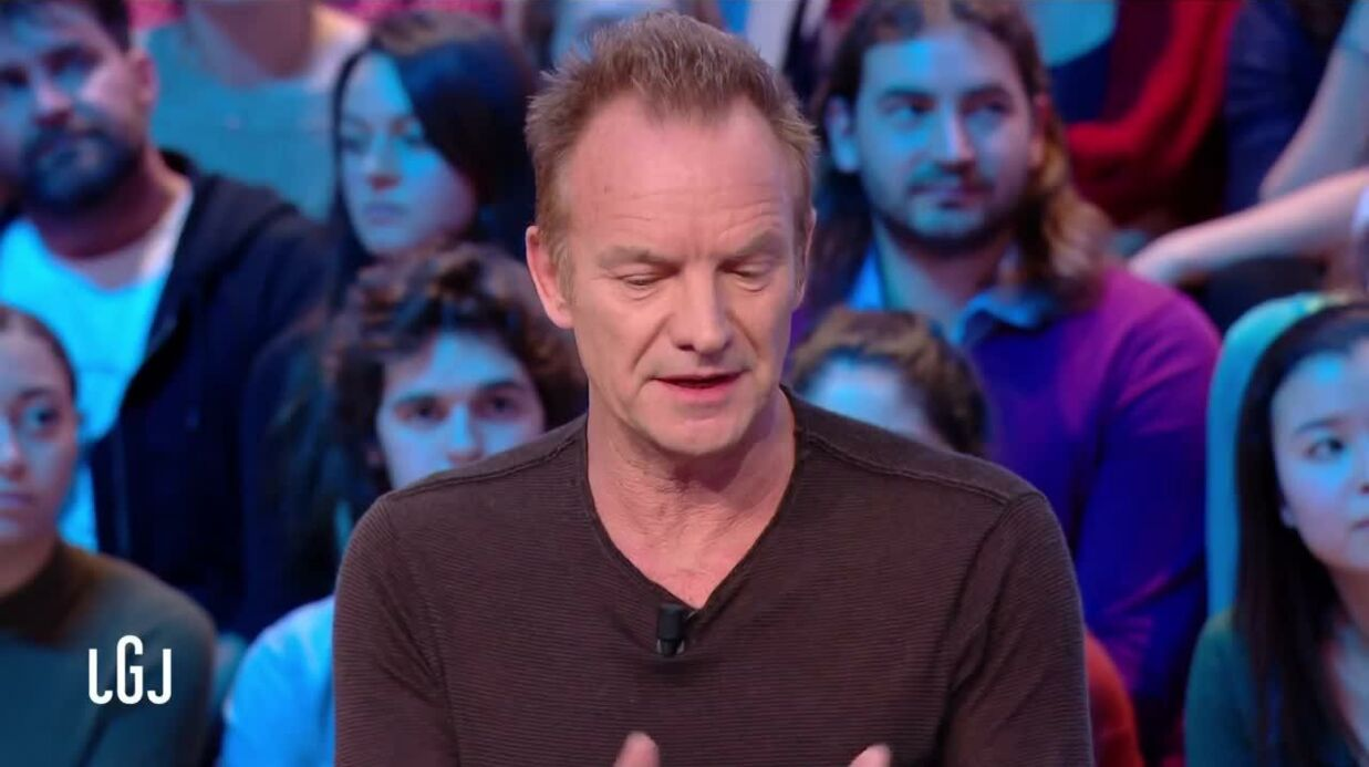 VIDEO Très ému, Sting raconte son concert au Bataclan, un an après les attentats du 13 novembre