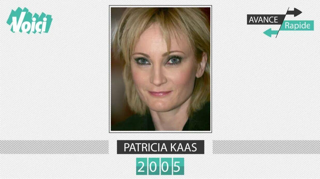 Patricia Kaas a 50 ans: son évolution physique en une minute