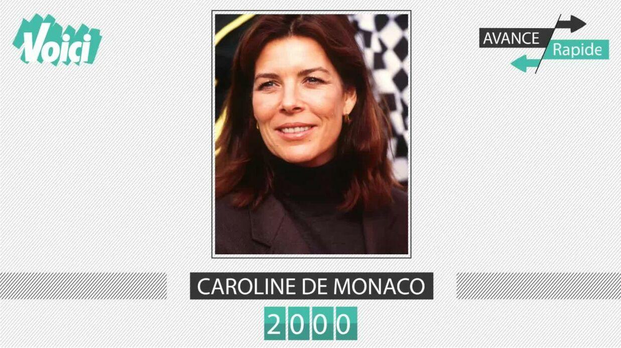 VIDEO Caroline de Monaco a 60 ans: son évolution physique en une minute