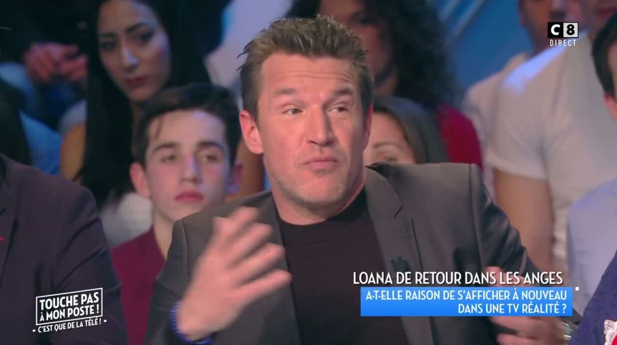 VIDEO Le mea culpa de Benjamin Castaldi après avoir «laissé tomber» Loana