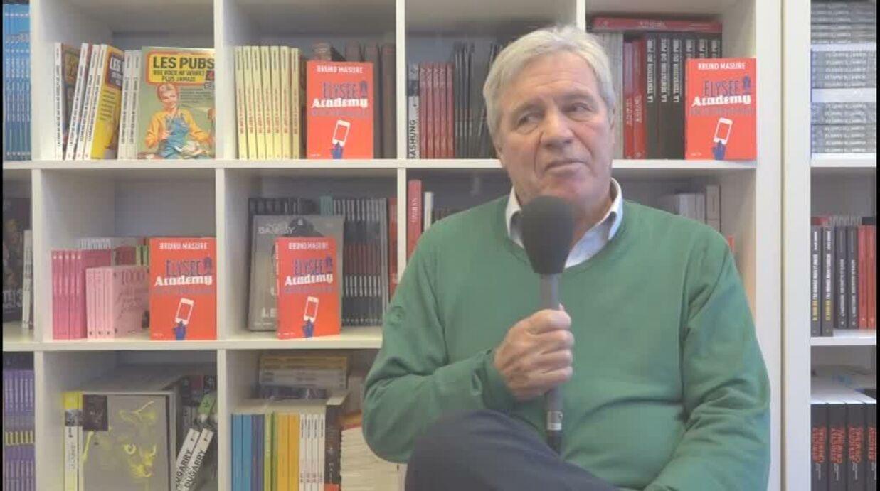 Sa fiction sur François Hollande, ce qu'il pense d'Une ambition intime ou de Cyril Hanouna: l'interview de Bruno Masure