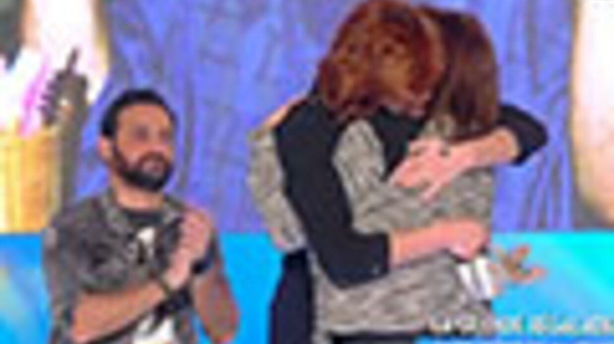 VIDEO Fauve Hautot retrouve avec émotion sa «seconde maman» perdue de vue depuis des années