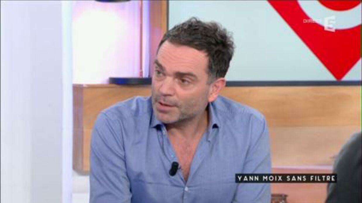 VIDEO Tensions entre Yann Moix et Anne-Sophie Lapix dans C à Vous