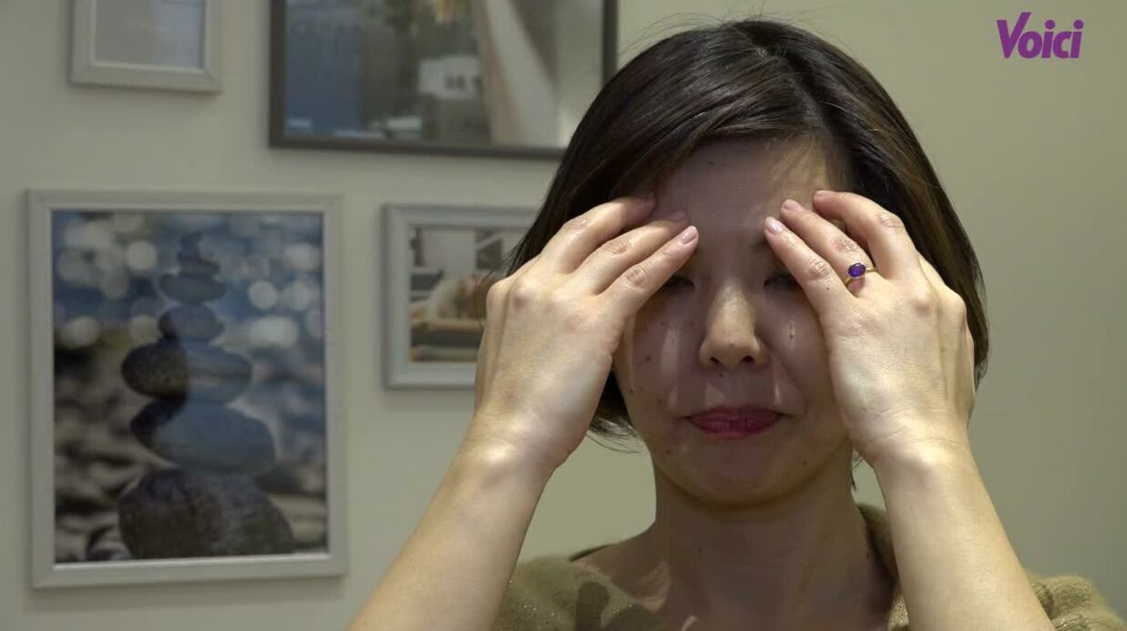 VIDEO Tuto relaxation: cinq gestes d'automassage simples à réaliser