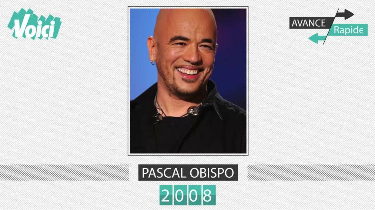 VIDEO Pascal Obispo a 51 ans: son évolution physique en une minute